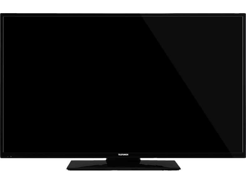 TELEFUNKEN D49U472R4CWH LED-TV (Flat, 49 Zoll, UHD 4K, SMART TV)