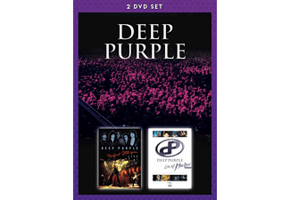 Deep Purple PERFECT STRANGERS LIVE+THEY ALL CAM Pop DVD