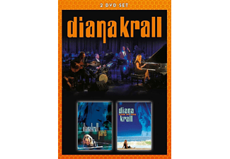 Diana Krall Live In Paris / Live In Rio Jazz/Blues DVD