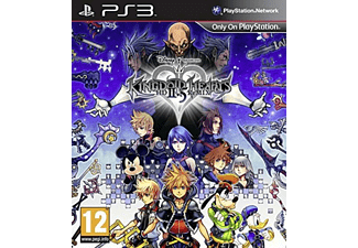 PS3 Kingdom Hearts HD 2.5 ReMIX - Essentials
