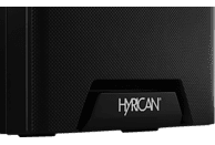 HYRICAN CYBERGAMER 5707, Gaming PC mit Athlon X4 Prozessor, 8 GB RAM, 120 GB SSD, 1 TB HDD, GeForce® GTX 1050 Ti, 4 GB