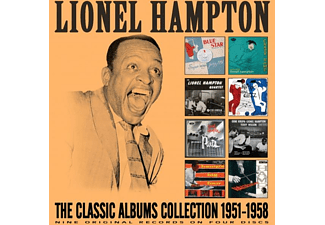 Lionel Hampton - The Classic Albums Collection: 1951-58 - (CD)
