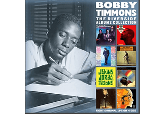 Bobby Timmons - The Riverside Albums Collection - (CD)