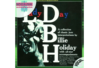 Billie Holiday - LADY DAY - (Vinyl)