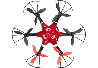 Drone - World Brands Explorer Pro Hexadrone, cámara HD, 6 canales