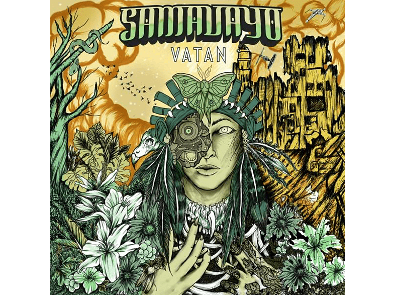 Samavayo - Vatan (Ltd.Colored Vinyl/MP3) [Vinyl]