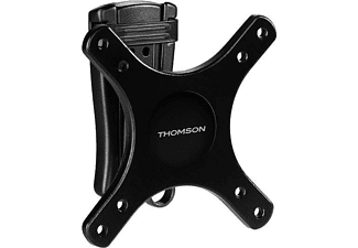 "Soporte TV - Thomson WAB032, 10 - 32"", Negro, 15 Kg máx, inclinable"