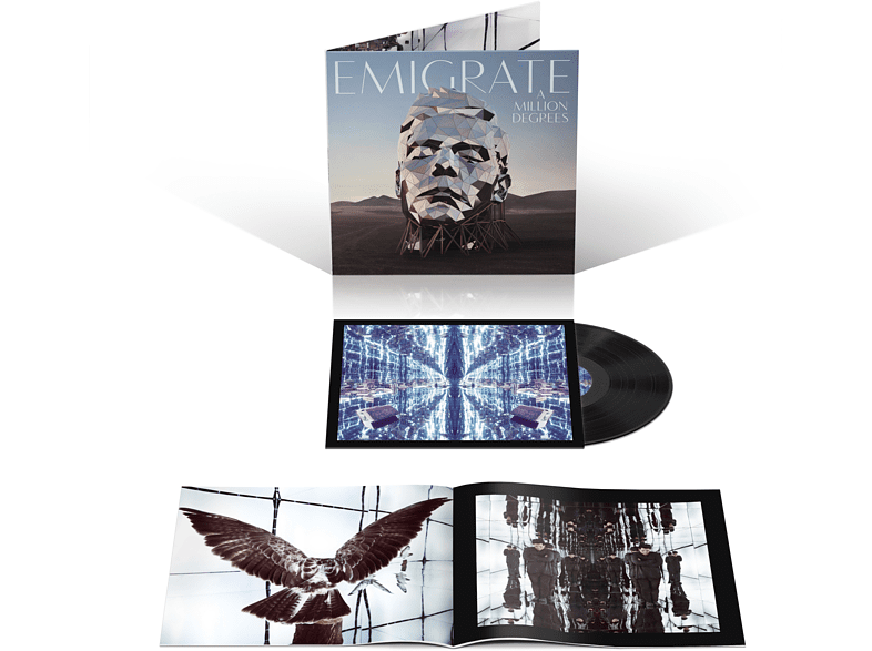 Emigrate - A Million Degrees (inkl. Download Code) [Vinyl]