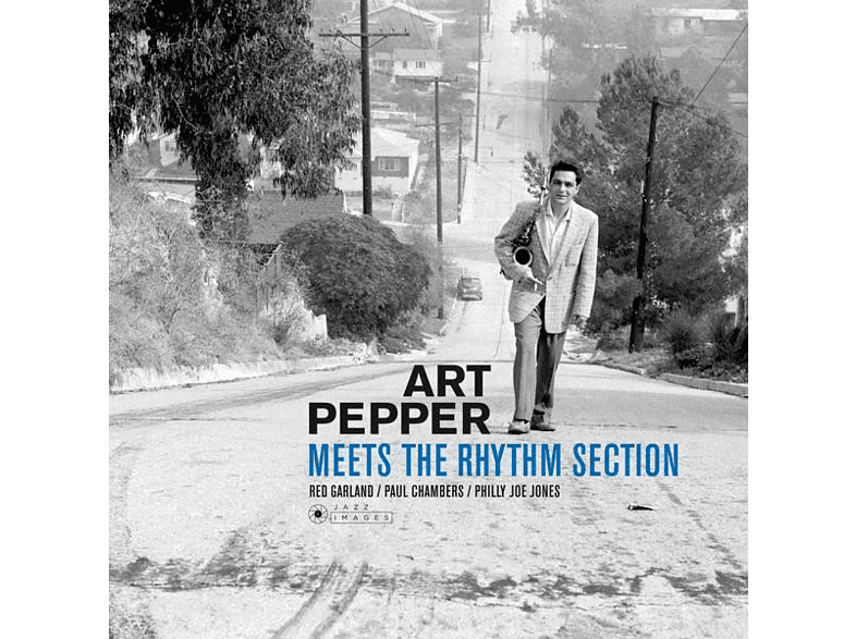 Art Pepper - Meets The Rhythm Section [Vinyl]