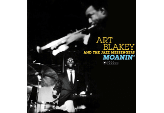 Art Blakey and the Jazz Messengers - Moanin - (Vinyl)