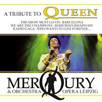 Orchestra Opera Leipzig, Merqury - Queen,Tribute to [CD]