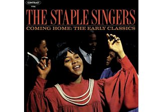 The Staple Singers - COMING HOME THE EARLY CLASSICS - (CD)