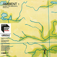 Brian Eno - Ambient 1: Music For Airports (Ltd.Halfspeed 2LP) [Vinyl]