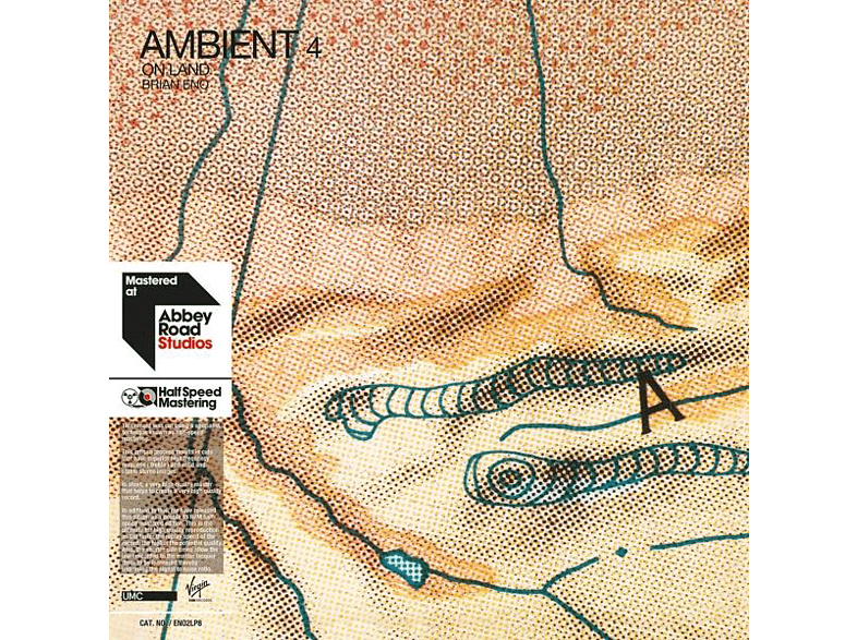 Brian Eno - Ambient 4: On Land (Ltd.Halfspeed Master 2LP) [Vinyl]