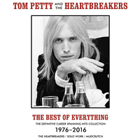 Tom Petty, The Heartbreakers - The Best Of Everything 1976-2016 (4LP) (Kopie) [CD]