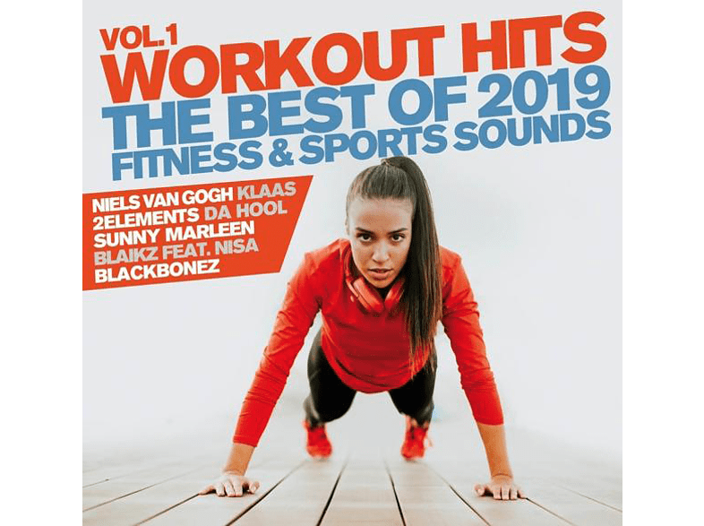 VARIOUS - Workout Hits Vol.1-The Best Of 2 [CD]