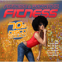 VARIOUS - Fitness-70s Disco Edition [CD]