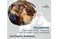 Les Esprits Animaux - Chamber Music Treasures from Dresden and Darmstadt [CD]