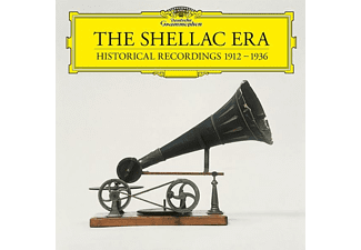 VARIOUS - THE SHELLAC ERA - (Vinyl)