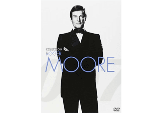 Bond: Roger Moore Collection - Blu-ray