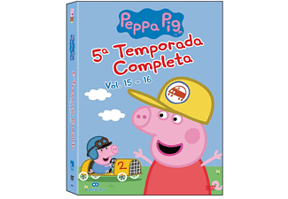 Peppa Pig - Temporada 5 - Dvd