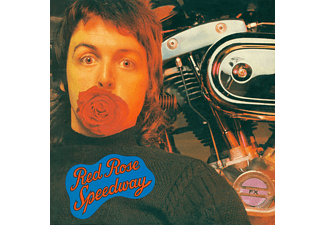 Paul McCartney & Wings - Red Rose Speedway LP
