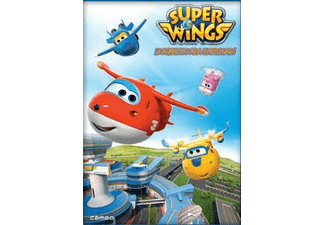 Super Wings ¡paquete entregar! - DVD