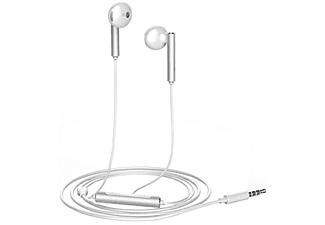 Auriculares de botón - Huawei AM116 metalizados, micrófono integrado, cable 3.5 mm