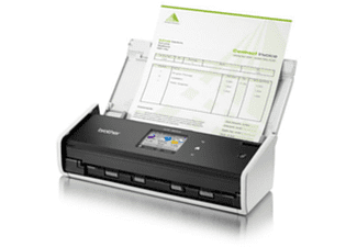 Scanner Compacto - Brother ADS-1600W con WiFi