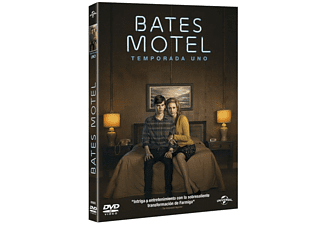 Tv Bates Motel T1 (Dvd)