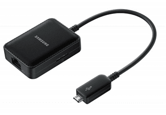 Adaptador hub USB y Ethernet - Samsung ET-UP900, puerto de red, hasta 100 Mbit/s