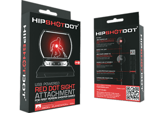 Puntero LED - Hip Shot Dot - USB Powered