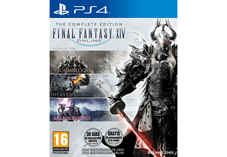 PS4 Final Fantasy XIV (Complete Edition)