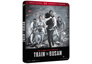 Train to Busan (Steelbook) - Blu-ray