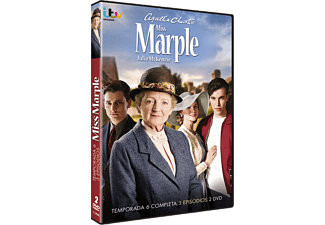 Miss Marple Temporada 6 - DVD - Serie TV