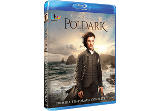 Poldark Temporada 1 - Blu-Ray - Series TV