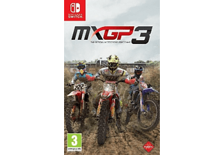 Nintendo Switch The Official Motocross Videogame