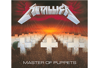 Metallica - Master of Puppets (Remastered 2017) - CD