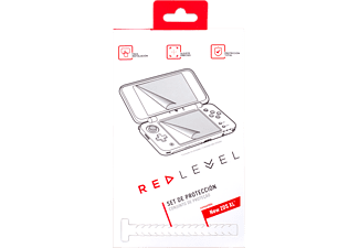 Protector de pantalla - Red Level, New 2DS XL