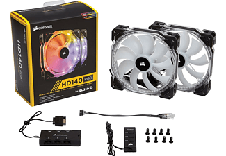 CORSAIR HD140/2 VENTILADORES PC