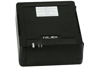 Smart UPS - Nilox Smart Interactive 750VA, Negro