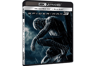 Spider-Man 3- 4K Ultra HD + Blu-Ray