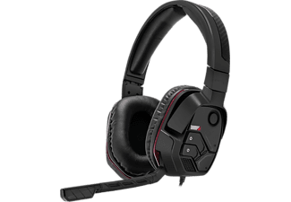 Auriculares gaming - PDP Afterglow LVL 6, PS4, Xbox One, PC, Micrófono, Cancelación ruido +