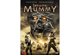 Película DVD - Day of the Mummy