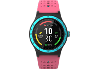 "Smartwatch - SPC Smartee Pop 9625P, Pantalla de 1,3"", IPS, Bluetooth, Pulsómetro, Notificaciones,"