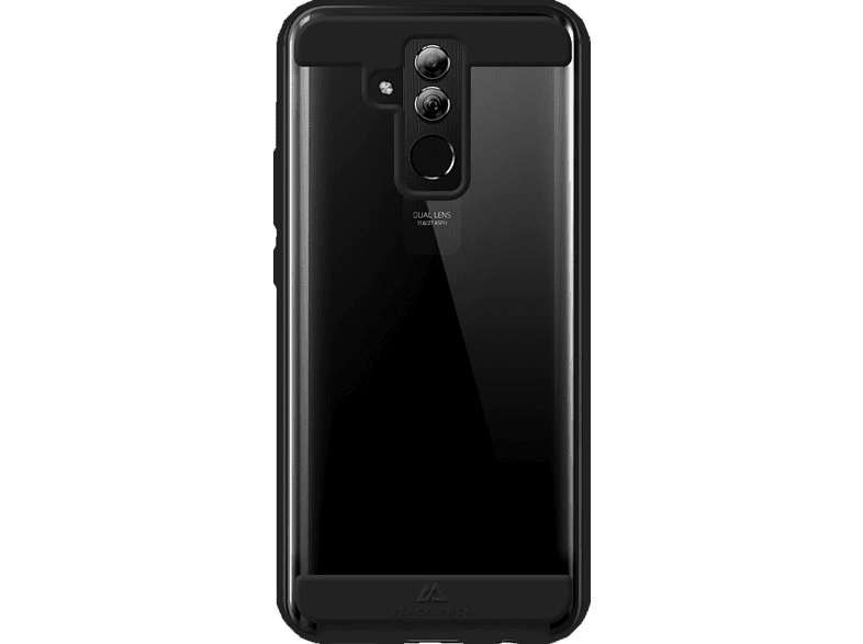 BLACK ROCK Air Robust , Backcover, Huawei, Mate 20 Lite, Schwarz