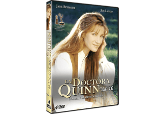 La Doctora Quinn - Volumen 10 - DVD