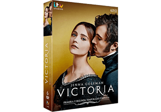 Box Victoria - Temporada 1+2 - DVD