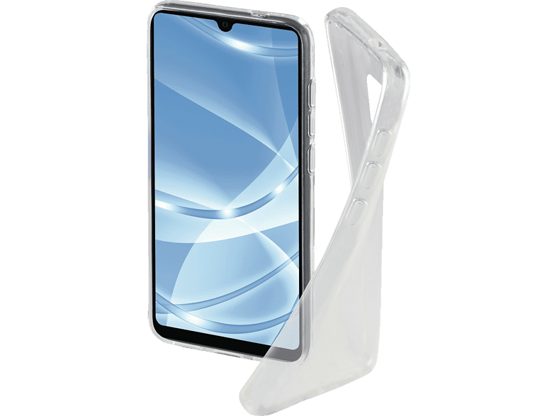 HAMA Crystal Clear , Backcover, Huawei, Mate 20 X, Thermoplastisches Polyurethan (TPU), Transparent