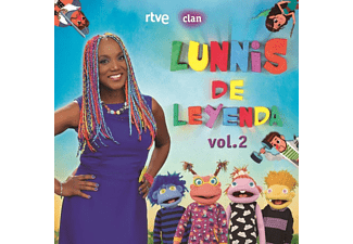 Lunnis de Leyenda Vol 2. - CD+DVD